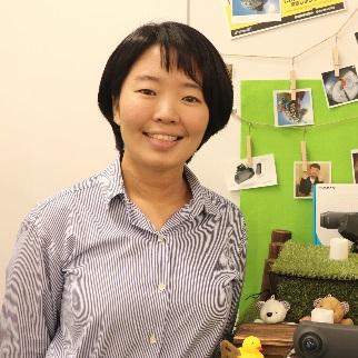 渡邉あさ美(入社6年目) / IT開発グループ / プランナー