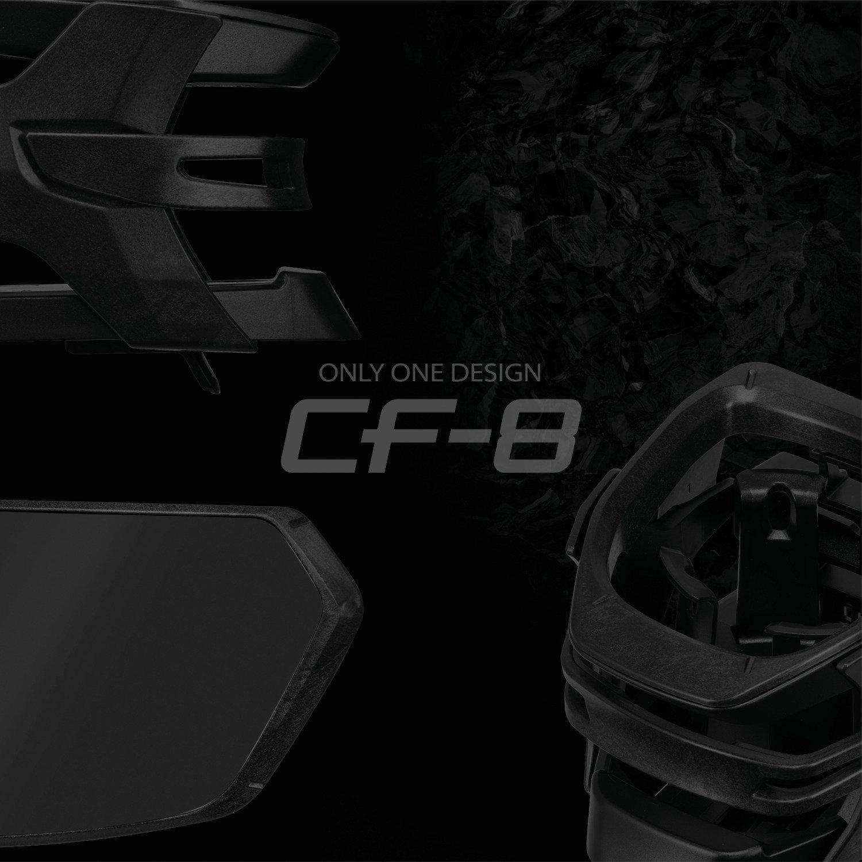 CF-8 カーボンファイバーが生み出す、唯一無二のスポーツデザイン |カーアクセサリー カーメイト